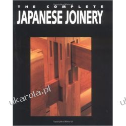 Complete Japanese Joinery  Po angielsku