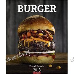 Kalendarz Burger! Calendar 2018
