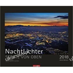 Kalendarz Night Lights Calendar NachtLichter 2018