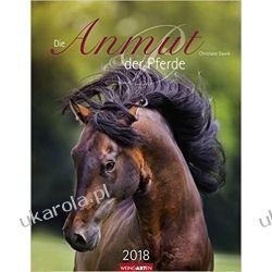 Kalendarz Konie Horses Calendar Die Anmut der Pferde 2018 Biografie, wspomnienia