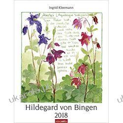 Kalendarz Hildegard von Bingen Calendar 2018 Szkutnictwo