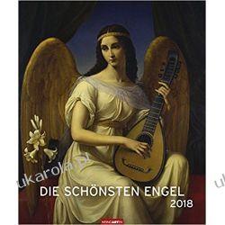 Kalendarz Angels Anioły Die schönsten Engel Calendar 2018