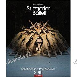 Kalendarz Balet Taniec Stuttgarter Ballett 2018 Ballet Calendar