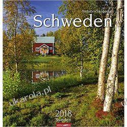 Kalendarz Szwecja Schweden 2018 Sweden Calendar