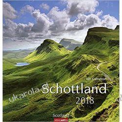 Kalendarz Szkocja Schottland 2018 Scotland Calendar
