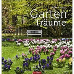 Kalendarz Ogrody Gartenträume 2018 Gardens Calendar