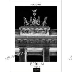 Kalendarz Berlin 2018 Black & White Calendar
