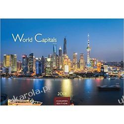 Kalendarz Stolice World Capitals 2018 Calendar