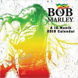 Kalendarz Bob Marley 2018 Calendar Kalendarze ścienne