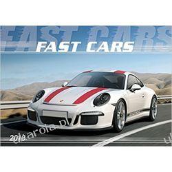 Kalendarz Fast Cars 2018 Calendar Pozostałe