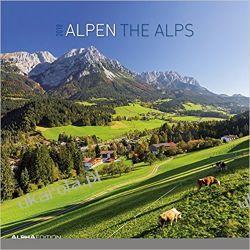Kalendarz Alpy The Alps 2018 Calendar Książki i Komiksy