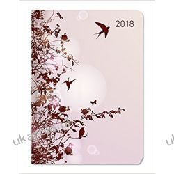 Kalendarz książkowy Style Hummingbird Tree 2018 Diary Książki i Komiksy