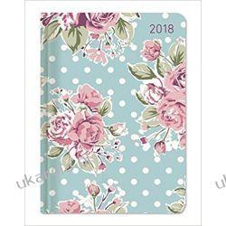 Kalendarz książkowy Ladytimer Roses 2018 Diary Książki i Komiksy