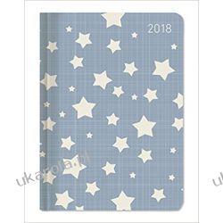 Kalendarz książkowy Gwiazdki Ladytimer Stars 2018 Diary Książki i Komiksy