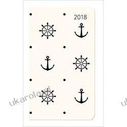 Kalendarz książkowy Ladytimer Slim Maritime 2018 Diary Książki i Komiksy