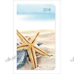 Kalendarz książkowy Rozgwiazda Ladytimer Slim Sea Star 2018 Książki i Komiksy