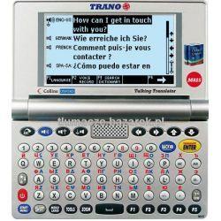 Tłumacz TRANO M-825 12-jezykowy - mówiący, tłumaczenie zdań