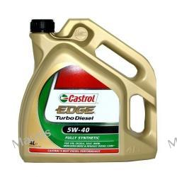 CASTROL EDGE TURBO DIESEL 5W-40 op. 4L