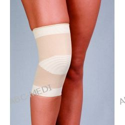 Opaska stawu kolanowego przeciwreumatyczna, bezszwowa – z bursztynem rozm. XL Pozostałe