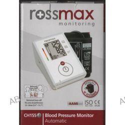 Ciśnieniomierz automatyczny Rossmax CH155f – Z ZASILACZEM Pozostałe