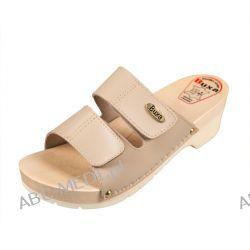 Klapki buty medyczne KPU1 Beżowy - rozm.38