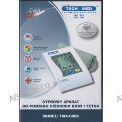 CIŚNIENIOMIERZ TECH-MED TMA-7000M AUTOMATYCZNY NARAMIENNY Akcesoria