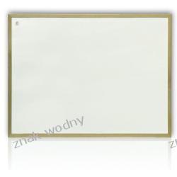 TABLICA MAGNETYCZNA 120 x 80 cm, suchościeralna, rama drewniana TS128/C