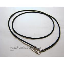 Linka jubilerska czarna,40 cm