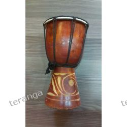 Bęben INDONEZJA rzezbiony Muzyka i Instrumenty
