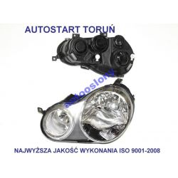 LAMPA REFLEKTOR PRZOD VW POLO 9N 01-05 LEWY  NOWY