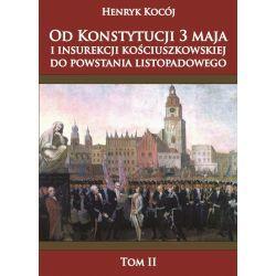 Od Konstytucji 3 maja i insurekcji kościuszkowskiej do powstania listopadowego tom II Kolekcje