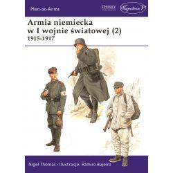 Armia niemiecka w I wojnie światowej (2) 1915-1917 Kolekcje