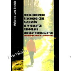 PSYCHOIMMUNOLOGIA ENDOKRYNOLOGIA Hormony Cukrzyca Hashimoto Tarczyca Choroba Gravesa-Basedowa
