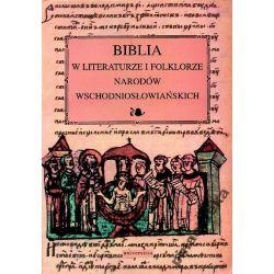 BIBLIA W LITERATURZE Folklor Słowian Achmatowa !!!