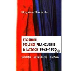 POLSKA POLITYKA ZAGRANICZNA po 45 FRANCJA Kultura Polonistyka