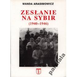 ZESŁANIE NA SYBERIĘ 40-46 Zeslancy Jency Syberia