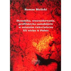 SAMOBÓJSTWA Uwarunkowania Samobojstwo w Polsce XX Polonistyka