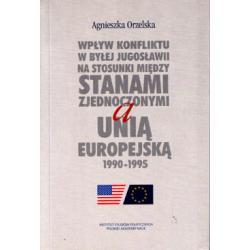 WOJNA w JUGOSLAWII USA UNIA EUROPEJSKA JUGOSLAWIA