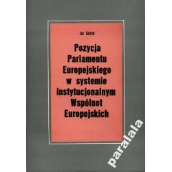 PARLAMENT EUROPEJSKI Struktura Model Parlamentu UE Polonistyka