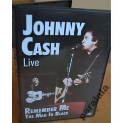 JOHNNY CASH Live DVD The Man in Black Remember me