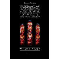MUZYKA SAKRALNA CHORALNA Chor + CD Mozarta Requiem