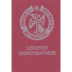Sw DOMINIK LEGENDY Zakon Meczennicy Inkwizycja BOG