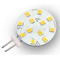 LED line Żarówka LED G4 SMD 2,2W (22W) 200lm 12V barwa zimna CCD 1956