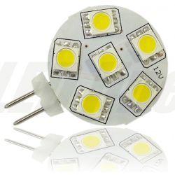 LED line Żarówka LED G4 SMD 1,2W (12W) 85lm 12V barwa ciepła 1994