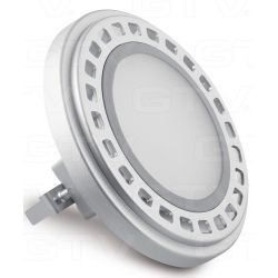 GTV Żarówka LED AR111 G53 12xPower LED 12W (63W) 850lm 12V barwa ciepła 9446