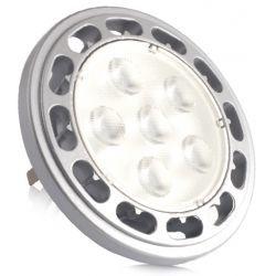 Forever Light Żarówka LED AR111 G53 11W (55W) 590lm 12V barwa zimna 3552