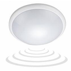 Orno Oprawa lampa plafon plafoniera z mikrofalowym czujnikiem ruchu BREVA OR-PL-316WE27PMM