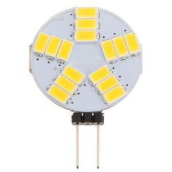 Superled Żarówka LED G4 SMD 4W (40W) 320lm 12V barwa ciepła 3185
