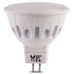Forever Light Żarówka LED MR16 SMD 5W (35W) 395lm 12V barwa ciepła 8331
