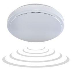 Orno Oprawa LED 16W 32 LED lampa plafon plafoniera z czujnikiem ruchu mikrofalowym VEGA LED 3 OR-PL-376WLXMM4